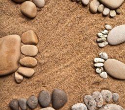 Feet of Stone