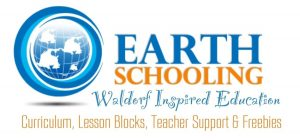 Earthschooling LOGO for BLOG