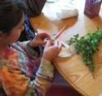 Herbs for Kids Part 1: Herbal Creations