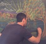 Chalk Drawing Tutorial Level 1: Landscape