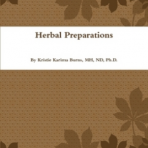 Herbal Preparations Text