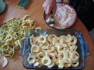 Apples Step Ten