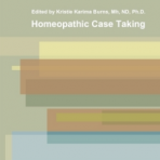 Homeopathic Case Taking 601 Text