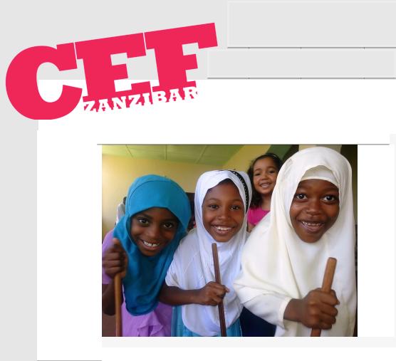 CEF Zanzibar Logo Website