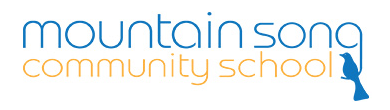 Mountain Song Community School Using Us NEW