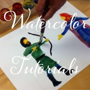 Watercolor Tutorials