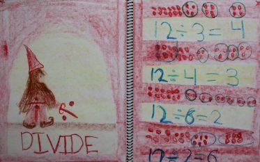 First Grade Math Block