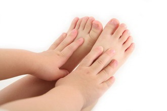 Kids Can Heal: Reflexology for Kids