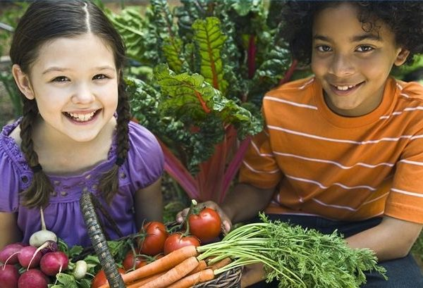 Nutritional Well-Being for Kids