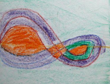 Second Grade Form Drawing Block
