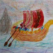 Fourth Grade Norse Mythology Block