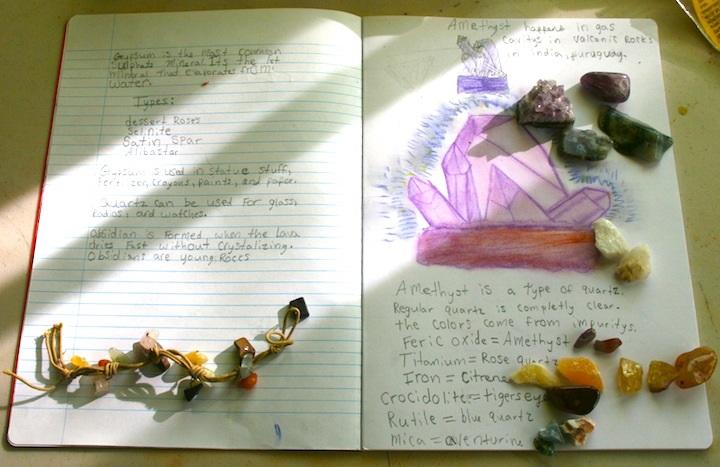 Sixth Grade Science (Physics & Mineralogy)