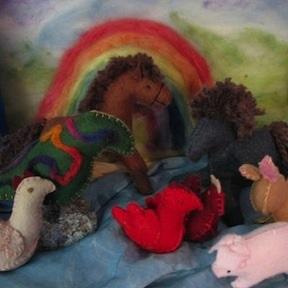 How to Make Waldorf Stuffed Animals
