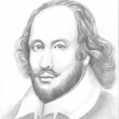 How to Draw Portraits (How to Draw Shakespeare) - NEW!