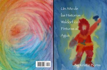 Un Año de las Historias Waldorf con Pinturas al Agua