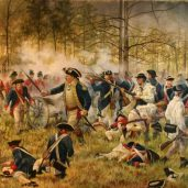 Eighth Grade Revolutionary War Block