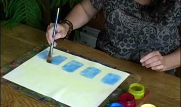 Basic Waldorf Watercolor Skills