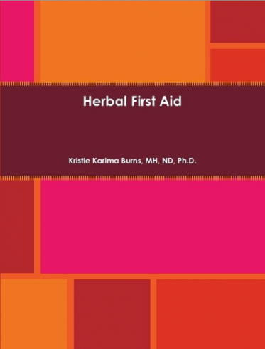 Herbal First Aid Text