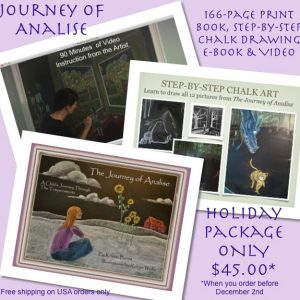 Complete Set: Journey of Analise Video, Step-by-Step, MP3 and Book - International Orders