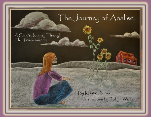 Book: The Journey of Analise with USA Shipping