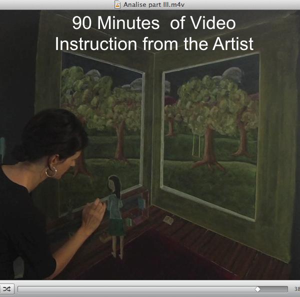 Instructional Chalk Video: Journey of Analise