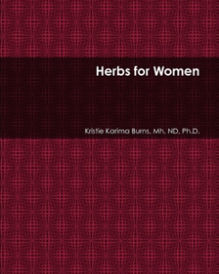 Herbs for Women 204 Text