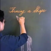 Chalk Drawing Basics - 2 Part Tutorial