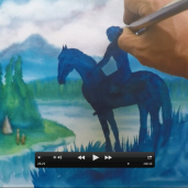 Watercolor Foundations: Part Three