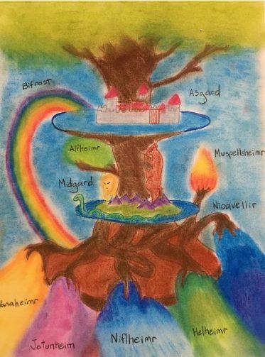 Fourth Grade Block Three: Norse Mythology Part One & Language