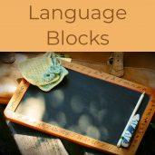 Language Blocks