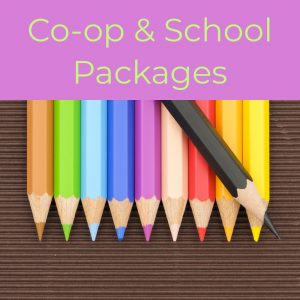 Co-op/School Purchases