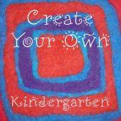 Create Your Own: Kindergarten