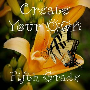 Create Your Own: Fifth Grade