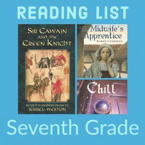 Reading List: Seventh Grade