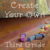 Create Your Own: Third Grade
