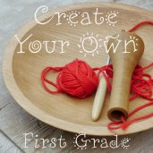 Create Your Own: First Grade