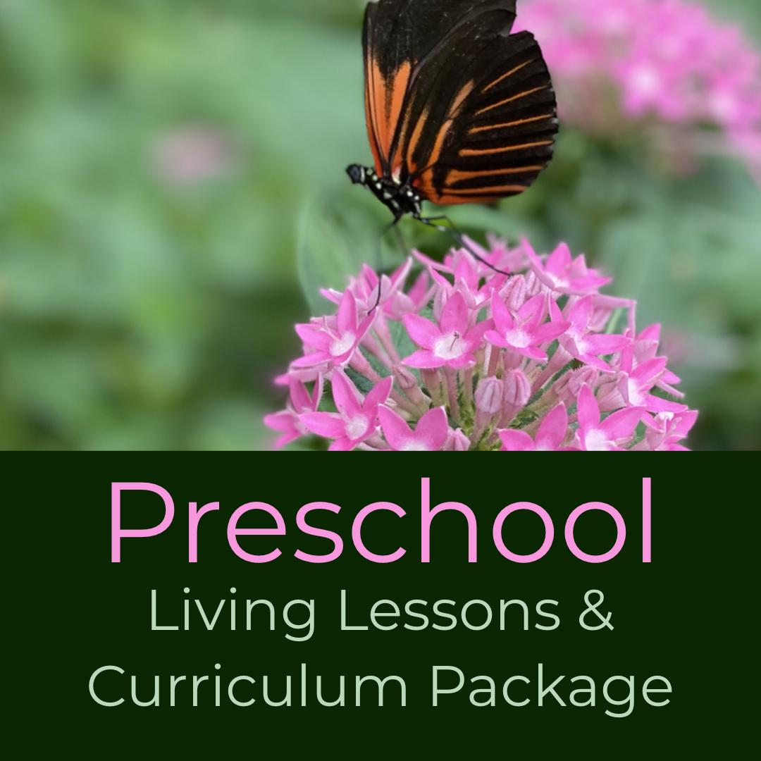 Preschool Waldorf Living Lessons Curriculum